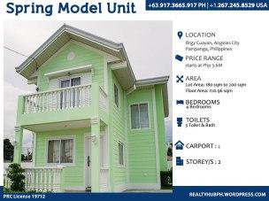 spring model timog residences